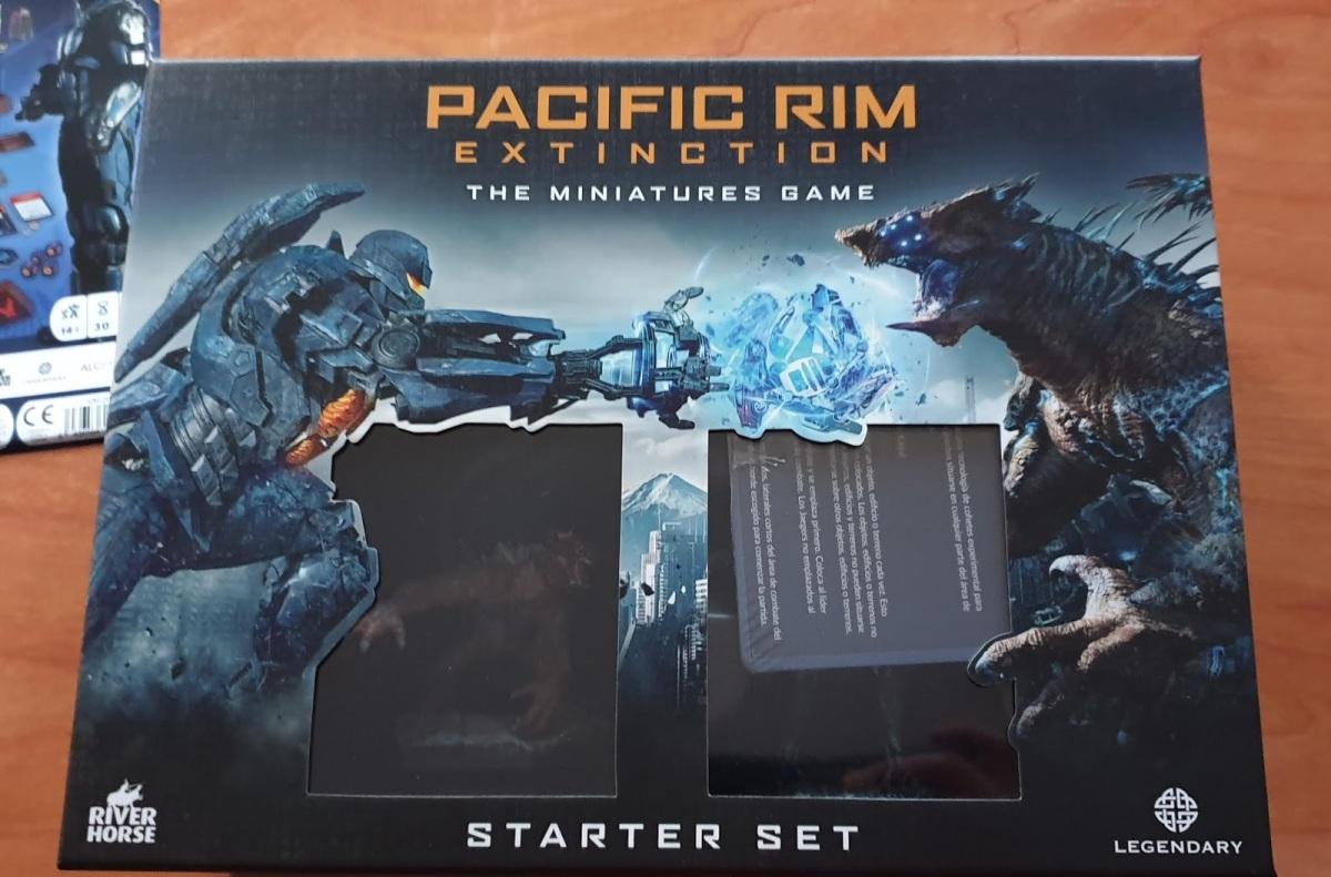 Abriendo la caja de Pacific RimExtinction