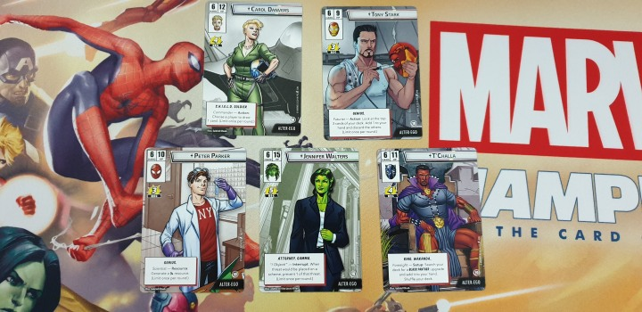 Marvel Champions Alter Ego